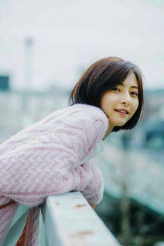 Asian Cute, Beautiful Asian Girls, Beautiful Women, Sweet Girls, Cute Girls, Cool Girl, Cute Japanese Girl, Japan Girl, Girl Short Hair