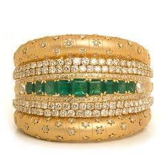 Joan Boyce - Emerald Enchantments Collection