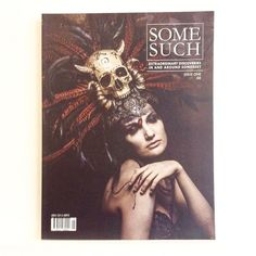 Further proof if needed that Somerset is a fascinating place. The marvellous SOME SUCH magazine is here at last. @somesuchmagazine #somerset #bristol #bath #lifestyle #photography #indiemags #magalleria #independentbath