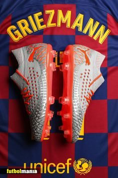 Barcelona Fc, Barcelona Players, Barcelona Soccer, Antoine Griezmann, Best Football Players, Football Kits, Messi Shoes, Ronaldo Soccer, Cristiano Ronaldo