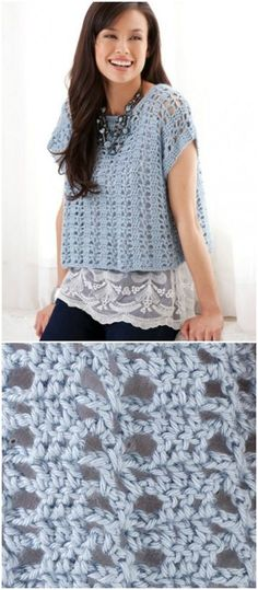 e70bc6c81fb I have made a big list of free  crochet  Top  patterns for your