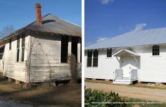 [10 on Tuesday] How to Rehabilitate a Historic Rosenwald School