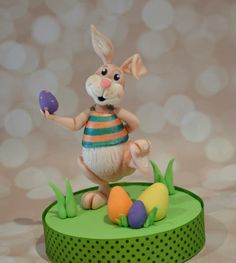 easter bunny tutorial available on melanie broome fb page