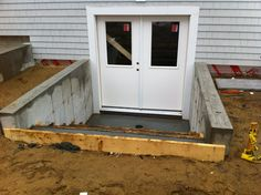 Best Added Rear Entry To The Basement Allcraft Home 400 x 300