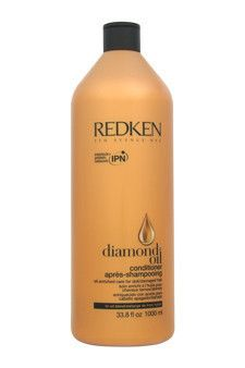 diamond oil conditioner by redken Diamond Oil, Shampoo, Conditioner, Personal Care, Bottle, Hair Products, Unisex, Self Care, Personal Hygiene