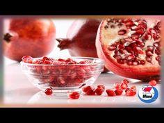 Beneficios y propiedades curativas de la granada fruta - YouTube