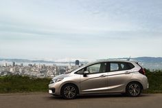 Leave the city behind for a few hours and soon enough you'll feel on top of the world with your Honda Fit.