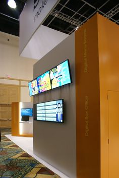 Sony Digital Signage @ ShowEast 2012