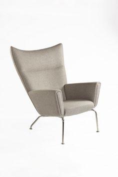 The Hoffman Lounge Chair