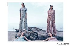Valentino Spring Summer 2015 Campaign