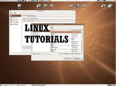 LINUX Tutorials. Linux is good and free system. I think that our date are safer than in windows.