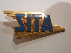 distintivo SITA società italiana trasporti autobus Firenze