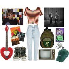 You're too sweet for rock and roll. by yiemanja on Polyvore featuring moda and River Island