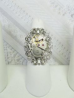 Once Upon A Time Filigree Ring-Love it!