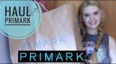 Haul PRIMARK TRY ON | Haul Primark Verano 2017 | Mega Haul Primark / Chl...