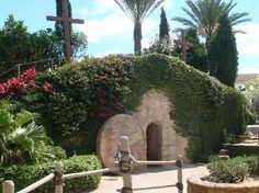 Holy Land Experience  - GardenTomb  Amazing!!!! :-)