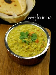 veg kurma recipe | vegetable korma recipe | vegetable kurma recipe - http://hebbarskitchen.com/veg-kurma-recipe-vegetable-korma-recipe/