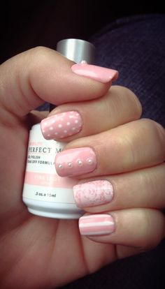 LeChat Perfect Match Soak Off Gel Polish, Pueen Stamp and Freehand art