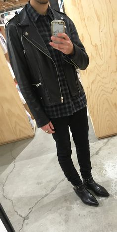 WAYWT = What Are You Wearing Today (or a different day, whatever). Think of this as your chance to share your personal taste in fashion with the. Pietro Boselli, Evening Outfits, Style Guides, Black Men, Mens Fashion, Fashion Trends, Jeans And Boots, Casual Goth, Street Wear