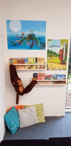 Book Corners, The Kingdom Of God, Classroom Decor, Concept, Teaching, Education, Kids, Crafts, Children