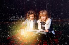 photography, winter photography, children photography, Utah photography, Christmas Card poses, Snow pictures, snow, Christmas Stories, Photoshop, Turning Day into Night.