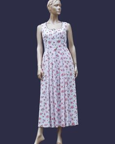 Beautiful traditional summer dress/Land Haus Austrian by IuSshop