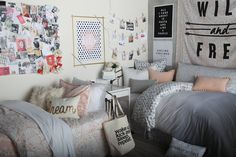 Dorm Inspiration #mydormifystyle | available on dormify.com