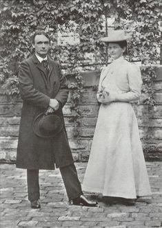 Rudolf Steiner und Marie (Steiner)-von Sivers