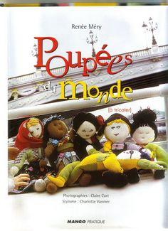 poupes du monde a tricoter - Line B - Álbumes web de Picasa