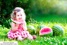 One of the oldest secrets in the book! Watermelon is the best for losing weight.