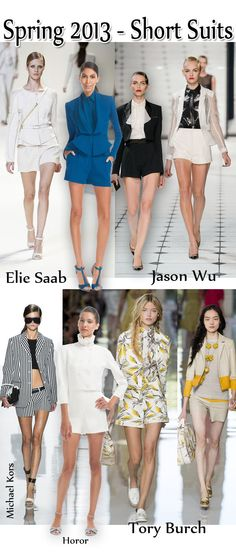 Short Suits - Shewandersshefinds - Trend Spring 2013