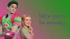 Someday Remix Lyrics ~ Milo Manham and Meg Donnelly Zombie Disney, Zombie 2, Custom Softail, Meg Donnelly, Disney Descendants 3, Pinterest Board, Disney Movies, Are You Happy, Disney Films