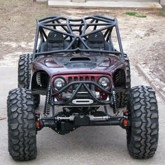 Okay this jeep is dope as hell. Whoever owns this should donate it to me. for free! Honda S2000, Honda Civic, Jeep Mods, Jeep Tj, Jeep Truck, Mitsubishi Lancer Evolution, Ae86, Custom Jeep, Custom Cars