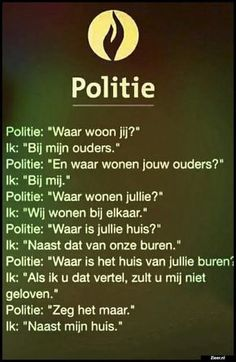 Haha deze mop is echt super leuk! Funny Texts, Funny Jokes, Hilarious, Funny Chat, Punny Puns, Donia, Dutch Quotes, Funny Cartoons, Just For Laughs