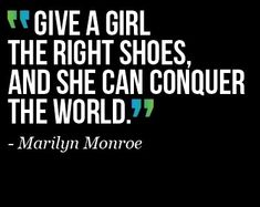 Such a truth in this! Mine are my leather knee high boot flats:)