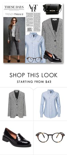 """""""Working Women Tweed"""" by italianodiva on Polyvore featuring STELLA McCARTNEY, Polo Ralph Lauren, Jeffrey Campbell, See Concept, women's clothing, women, female, woman, misses and juniors"""