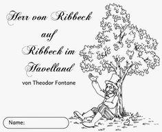 """Ideenreise: Kleines Leseheftchen zu """"Herr von Ribbeck auf Ribbeck im Havelland"""""""