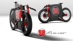 News:  SIC-4Ever Tribute Bike