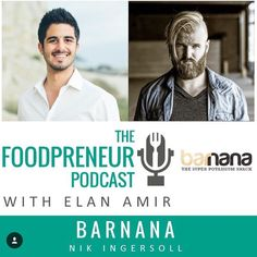 Catch me on the @TheFoodpreneur #podcast with my friend Elan talking everything from farm life to the business of food waste.