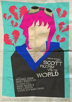 Scott Pilgrim Verses The World