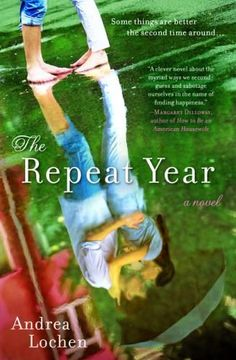 RED HOT BOOK OF THE WEEK: The Repeat Year by Andrea Lochen