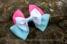 Check out this item in my Etsy shop https://www.etsy.com/listing/225950763/anime-inspired-adorable-hair-bow-hair