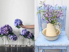 Decorare con i fiori   Violet Wool
