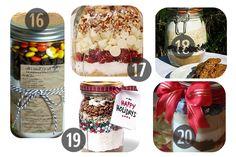 25 Mason Jar Cookie Recipes 16-20