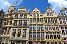With no less than 100 museums, Brussels is a city where keen 'culture vultures' will get their fix!