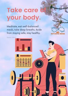 #InfiniteSwimBenoni #Covid19 #stress Balanced Meals, Take Care Of Yourself, Eating Well, How To Stay Healthy, Infinite, Breathe, Meditation, Stress, Swimming