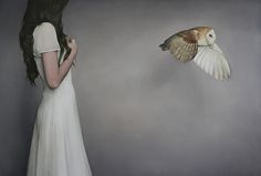 Amy Judd's Avian Painting Series | Hi-Fructose Magazine