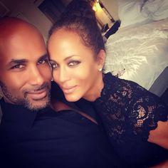 Boris Kodjoe and Nicole Ari Parker My Black Is Beautiful, Beautiful Couple, Black Love, Black Men, Famous Couples, Couples In Love, Power Couples, Adorable Couples, Black Celebrities