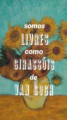 Classroom Art Projects, Easy Art Projects, Art Classroom, Van Gogh Wallpaper, Wallpaper S, Zootopia Concept Art, Van Gogh Pinturas, Van Gogh Quotes, Grafic Art