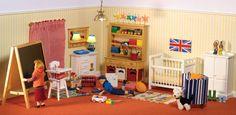 Dollhouse Nurseries - Vroom vroom! Beep beep!